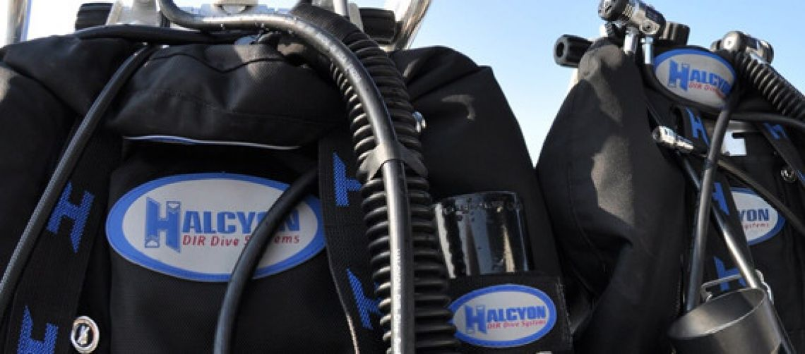 Take your diving to new depths with Halcyon gear from Aquasub